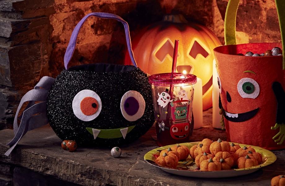 George Home Halloween