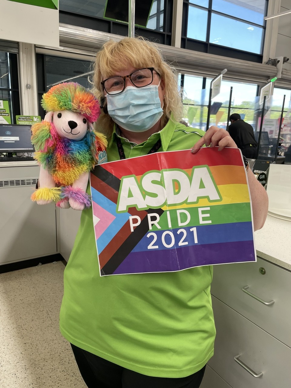 June is Pride Month🏳️🌈 | Asda Swindon Haydon