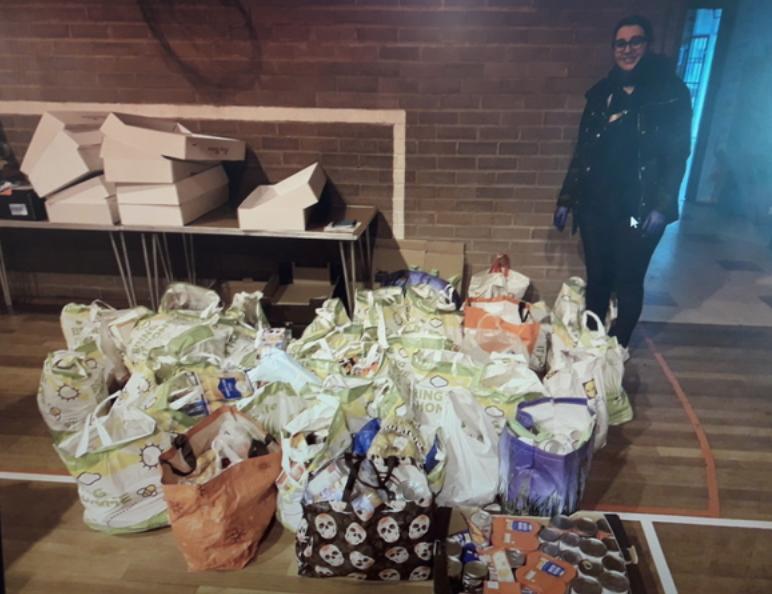 Foodbank support | Asda Govan