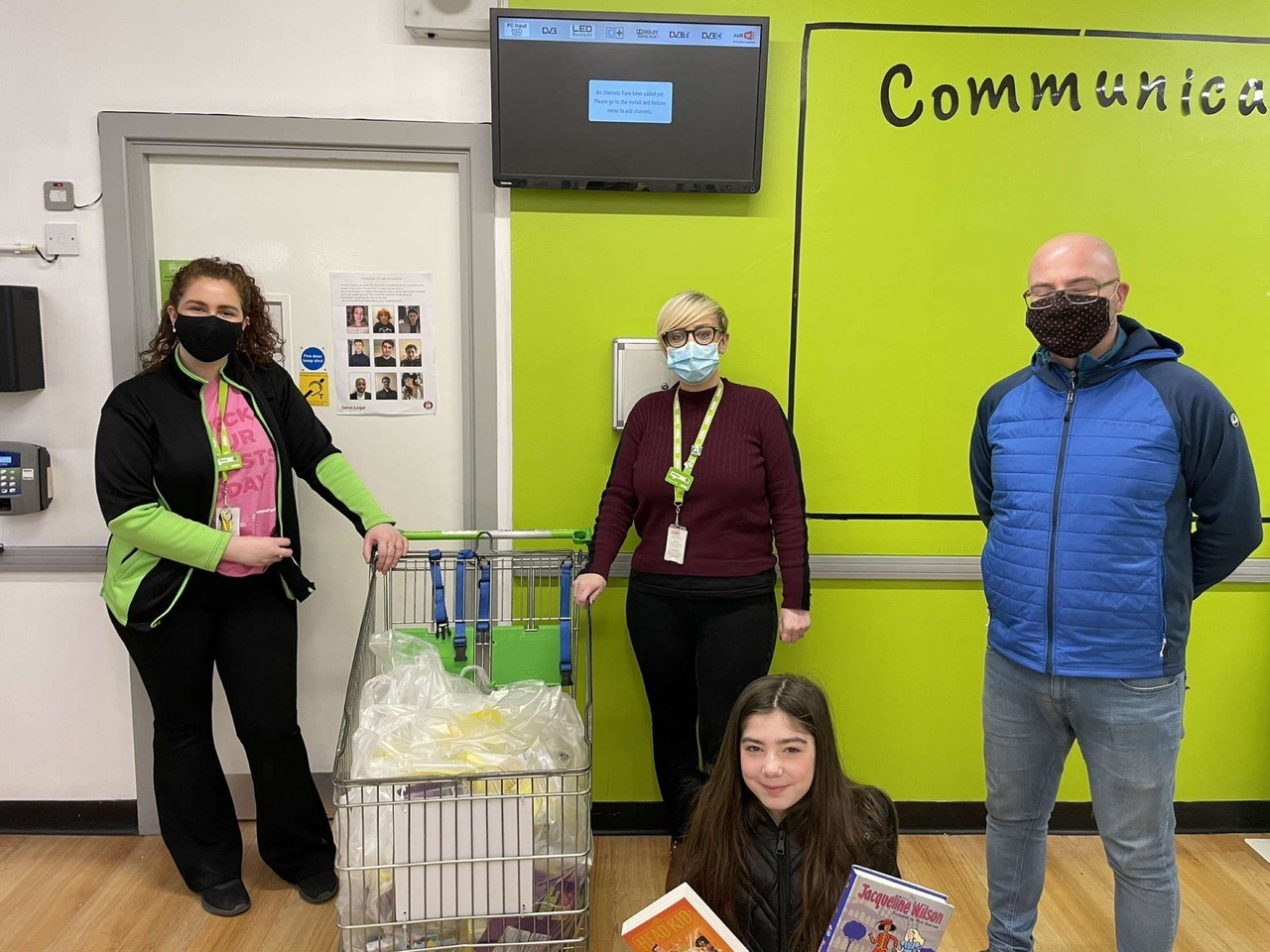 Donations so far this year! | Asda Ballyclare