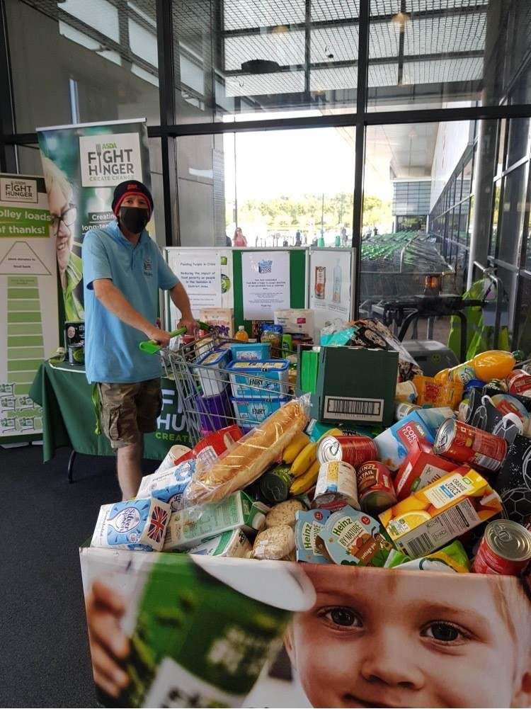 Supporting Swindon Food Collective | Asda Swindon Haydon