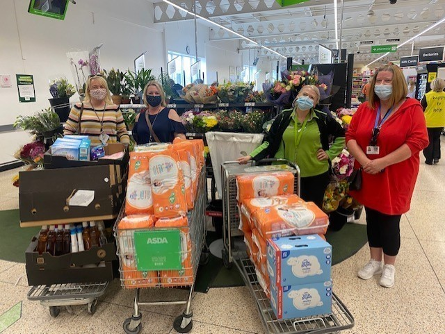 Supporting Communities grant forGuiseley Community Foundation | Asda Adel