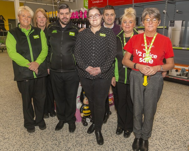 Asda Aintree colleagues who fell in love at work are getting married