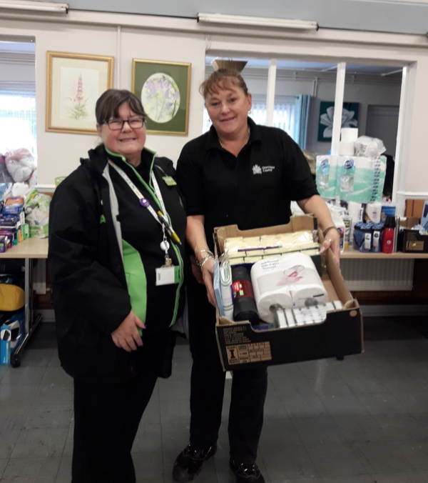 Asda stores donate to help victims of Doncaster floods