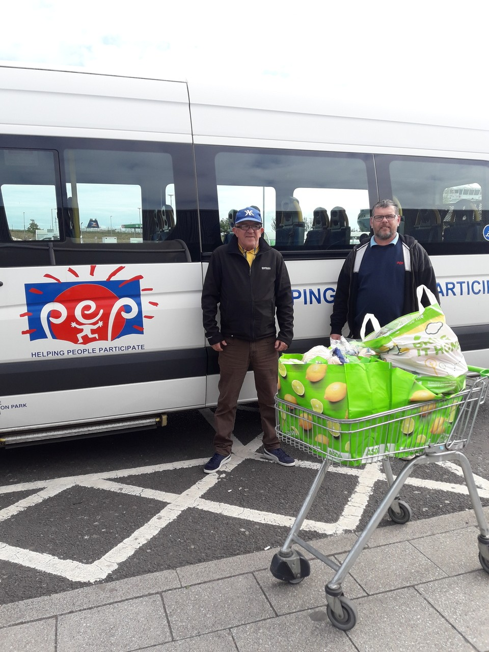 Supporting the community | Asda Leith