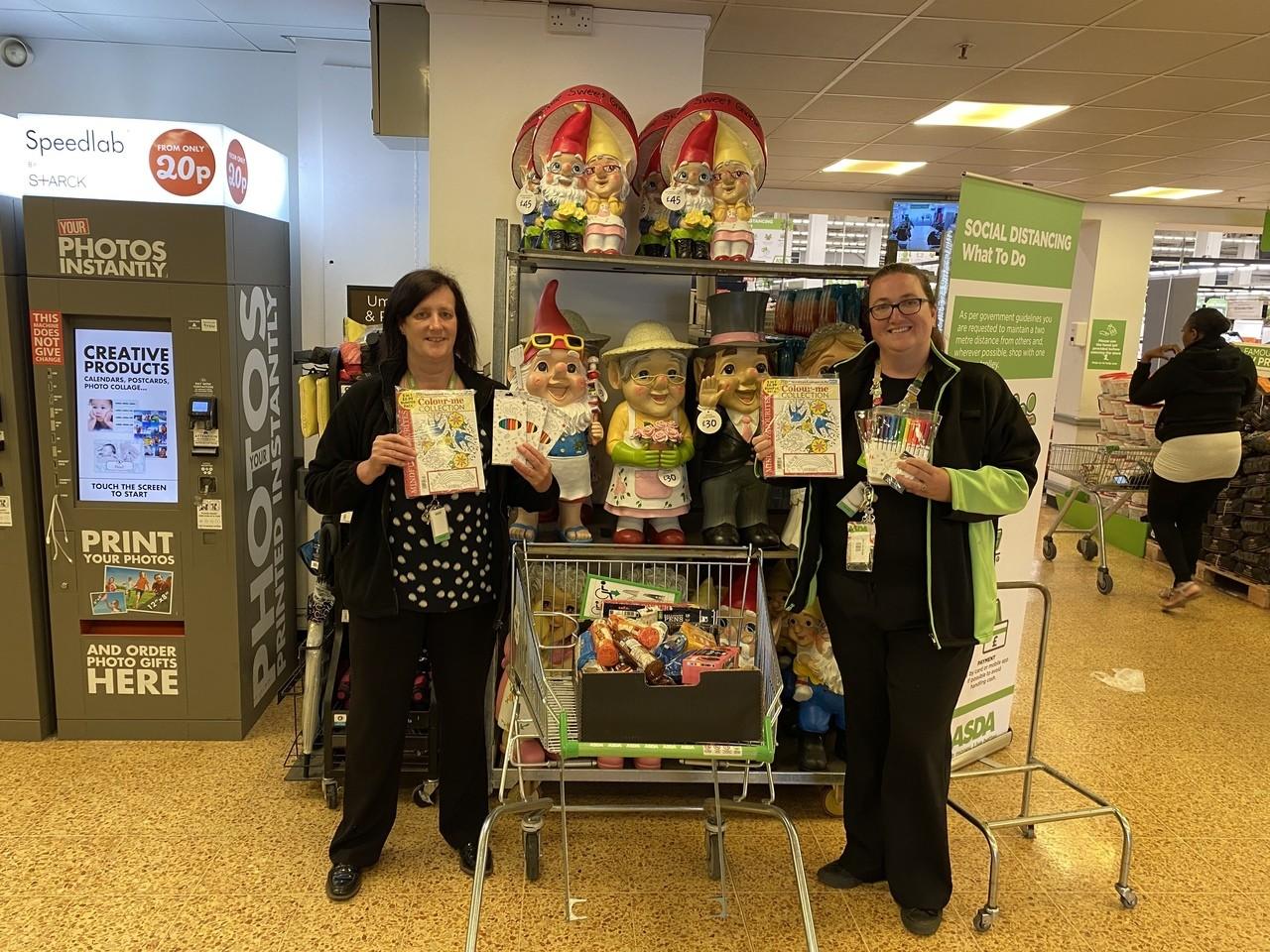 NHS donation | Asda Charlton