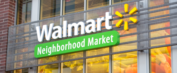 Walmart Neighborhood Market Banner