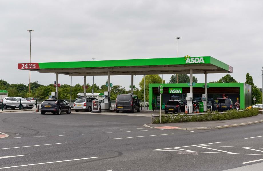 Asda Petrol