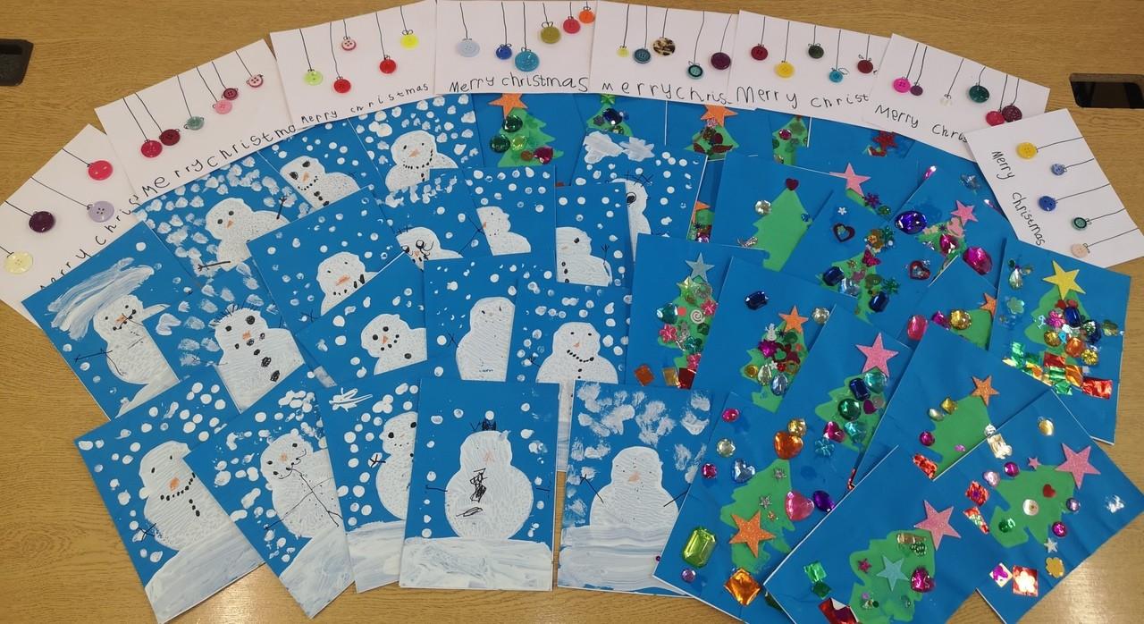 Christmas cards | Asda Elgin