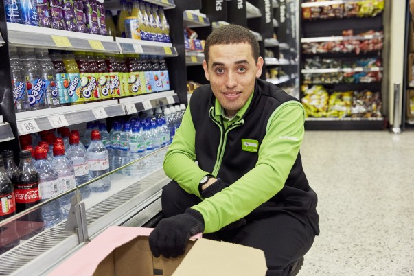 Max Ferreira is going from strength to strength at Asda Southgate Circus