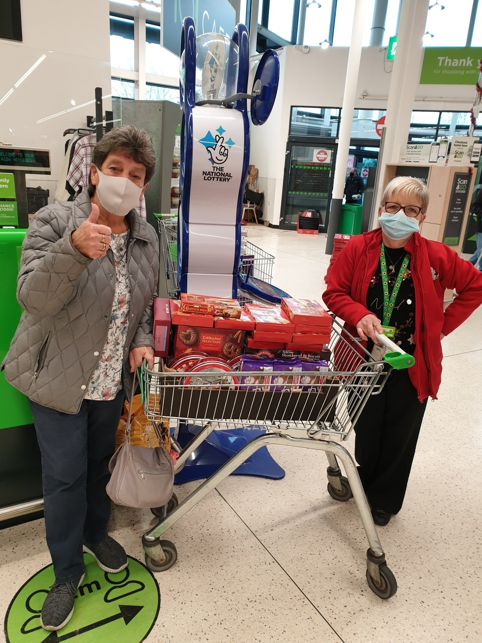 Support this Christmas for Drybridge Day Care Centre | Asda Hereford