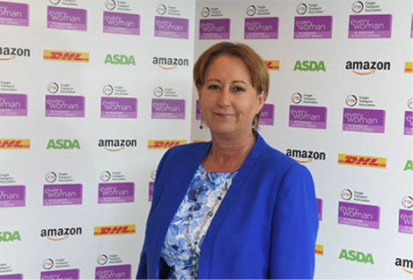 Asda Operating Model Senior Manager June Jones