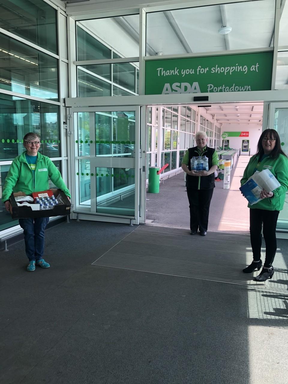 Craigavon Samaritans Branch | Asda Portadown