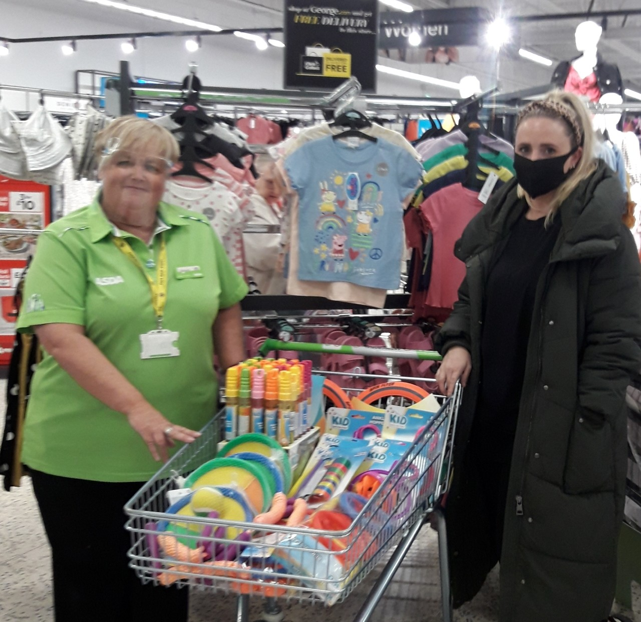 Supporting our local school | Asda Gosforth