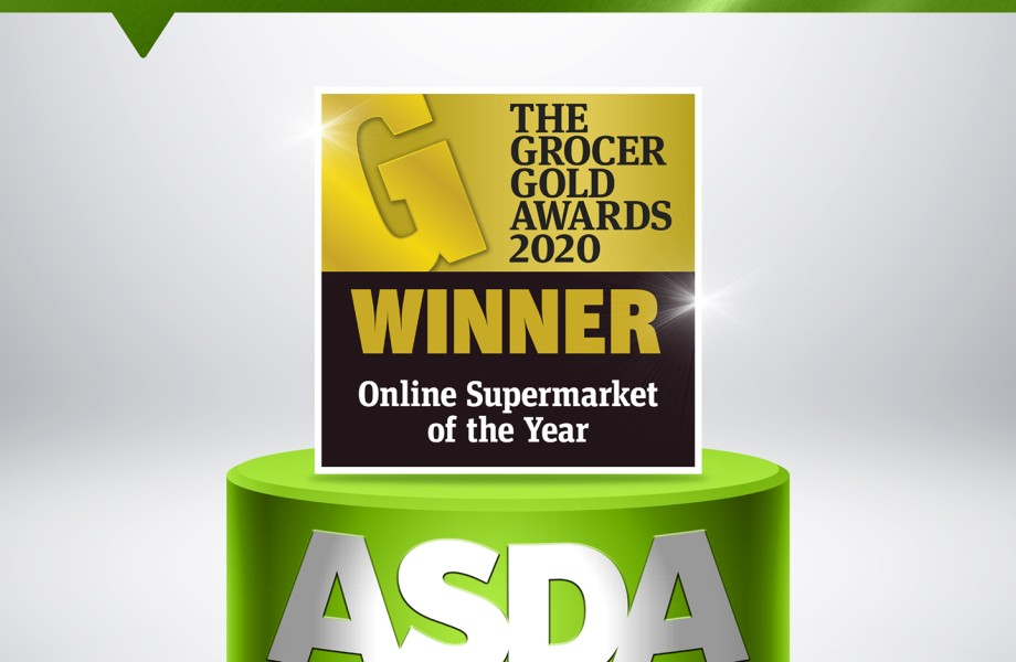 Online Supermarket of the Year - Grocer Gold 2020