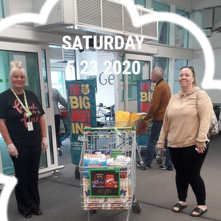 Food donation | Asda Aintree