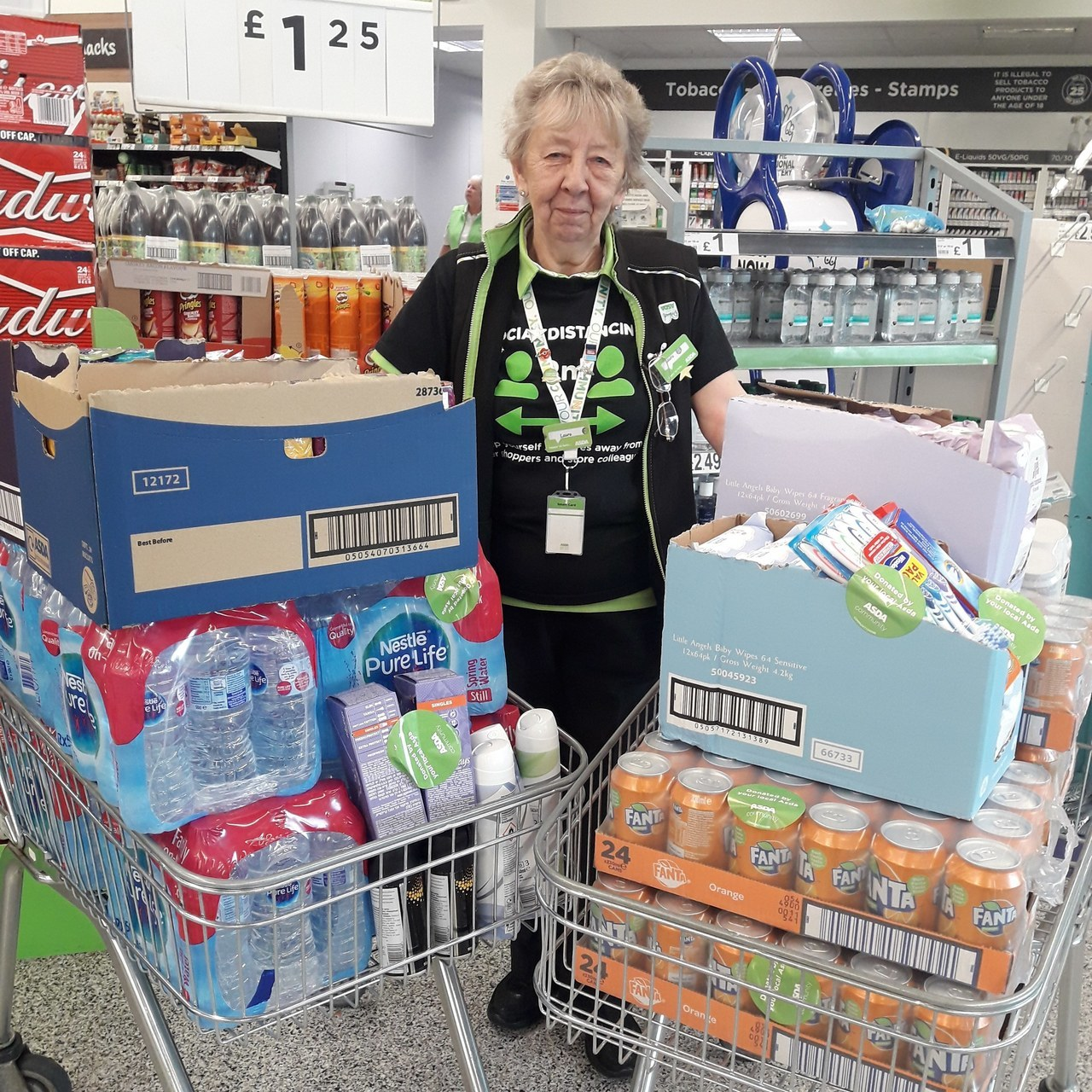Supporting our community | Asda Reddish