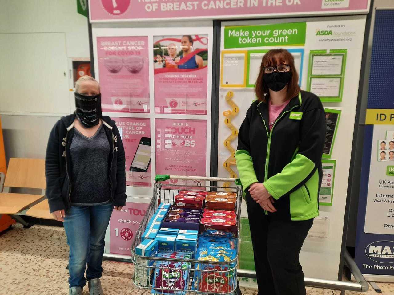 Foodbank donations | Asda Peterhead