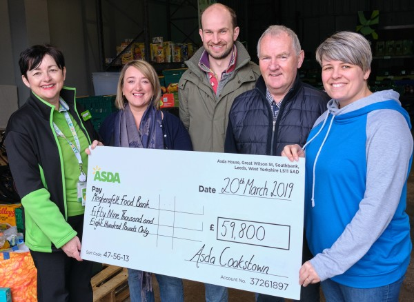 Asda Fight Hunger at Cookstown