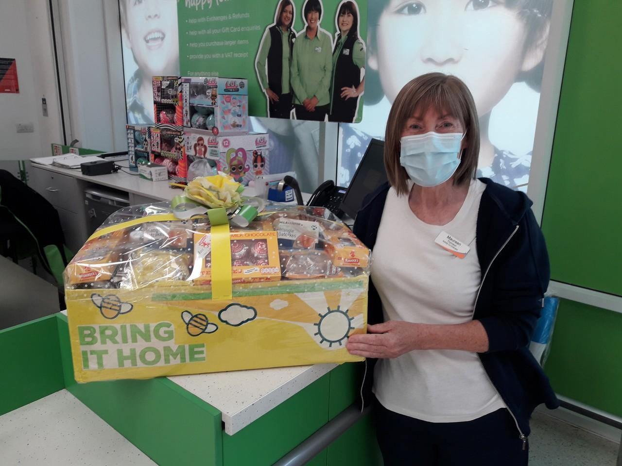 Donation toDavid Walker Gardens Care home | Asda Toryglen