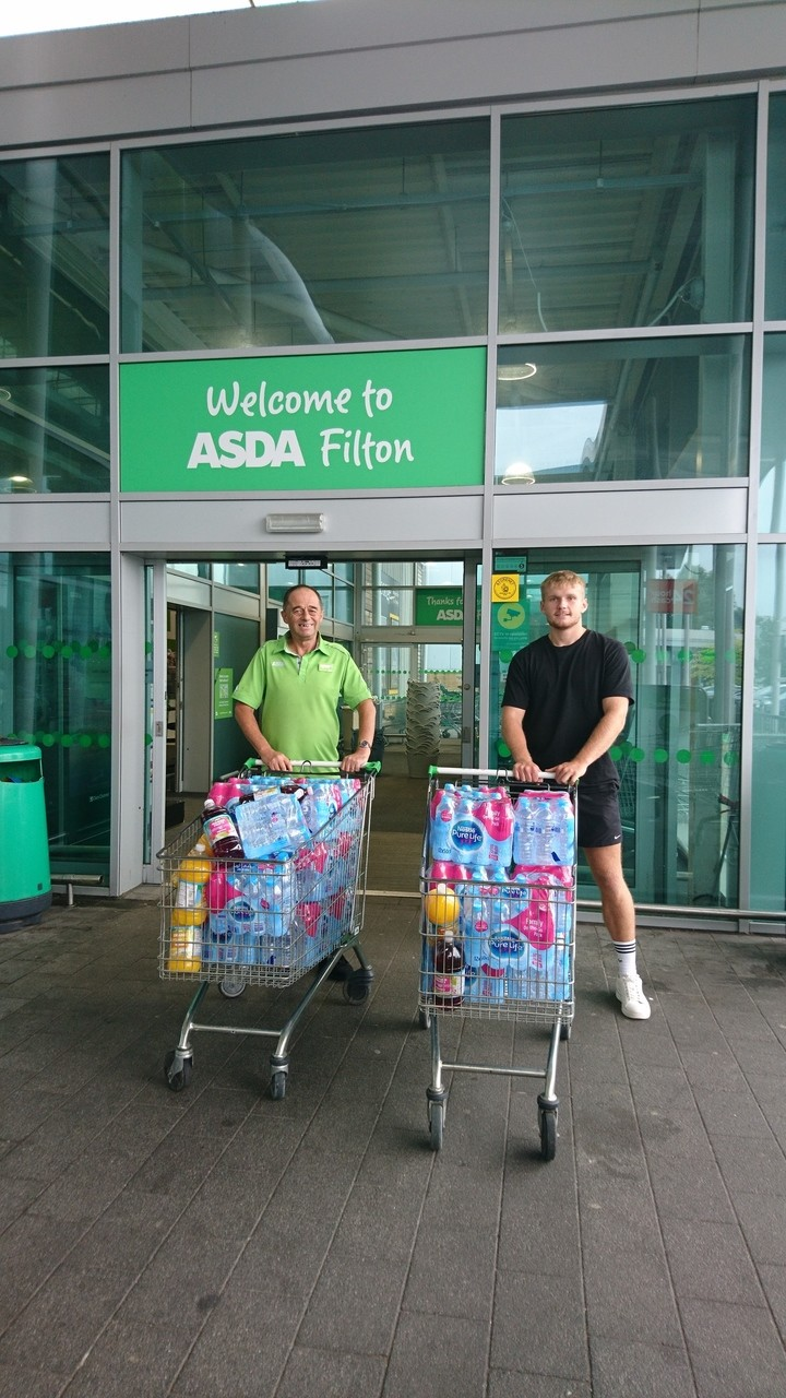 Supporting NHS fundraiser  | Asda Filton