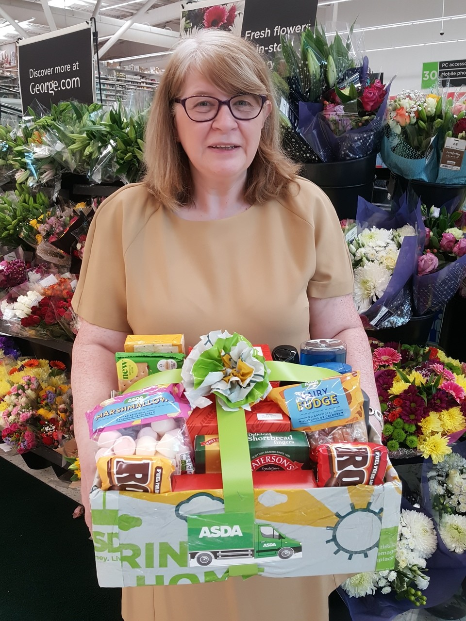 Caring for the carers | Asda Toryglen