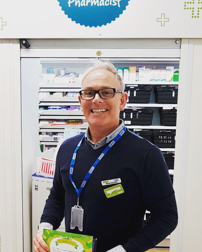 Thank you to Graham   | Asda Frome