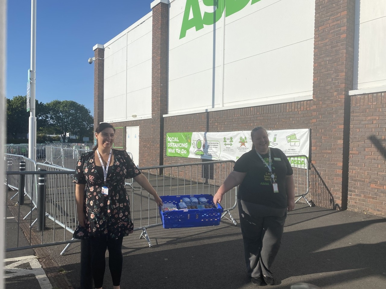 Veterans' support | Asda Gosport