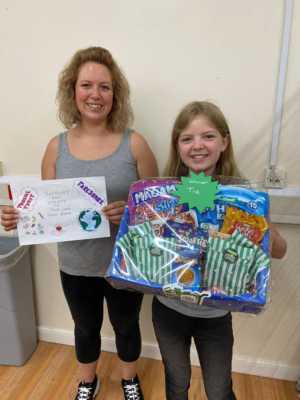Poster competition winners | Asda Fareham