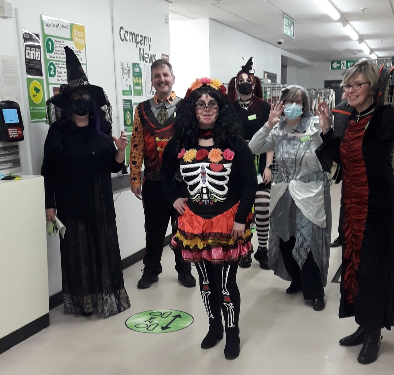 Halloween fun | Asda Darlington