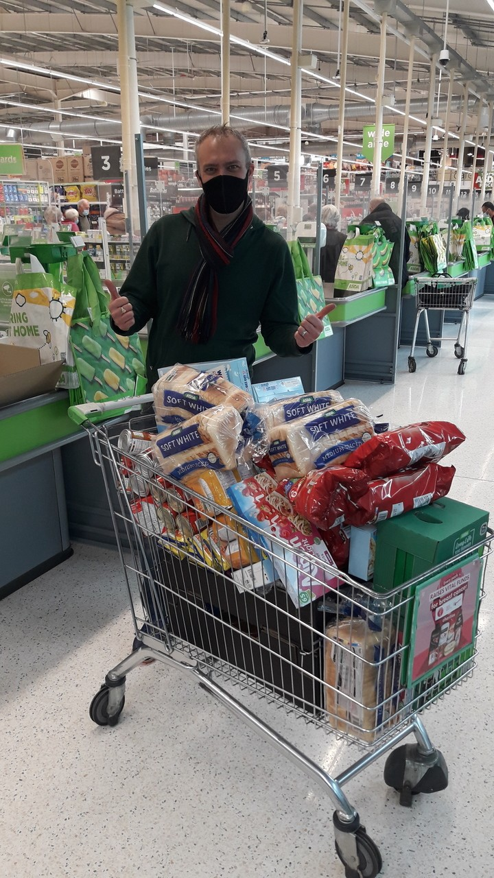 Feeding the children through the holidays | Asda Coventry