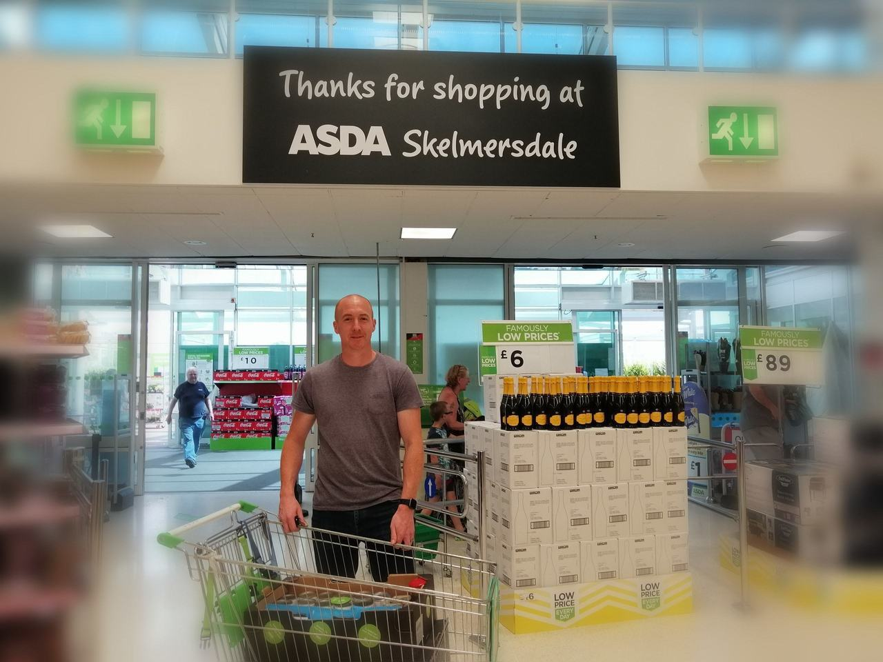 Community donations  | Asda Skelmersdale