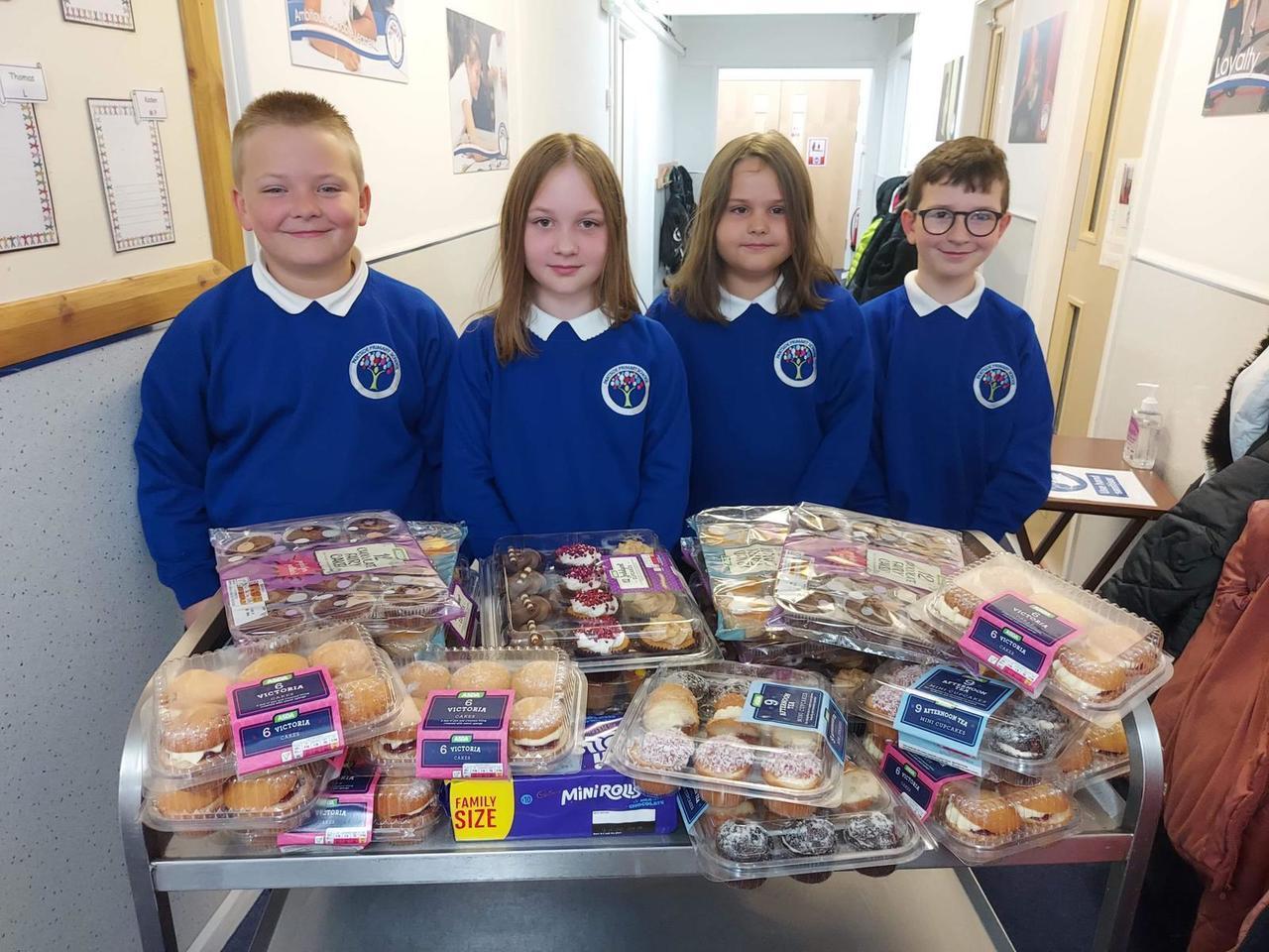 School donation | Asda Blackwood