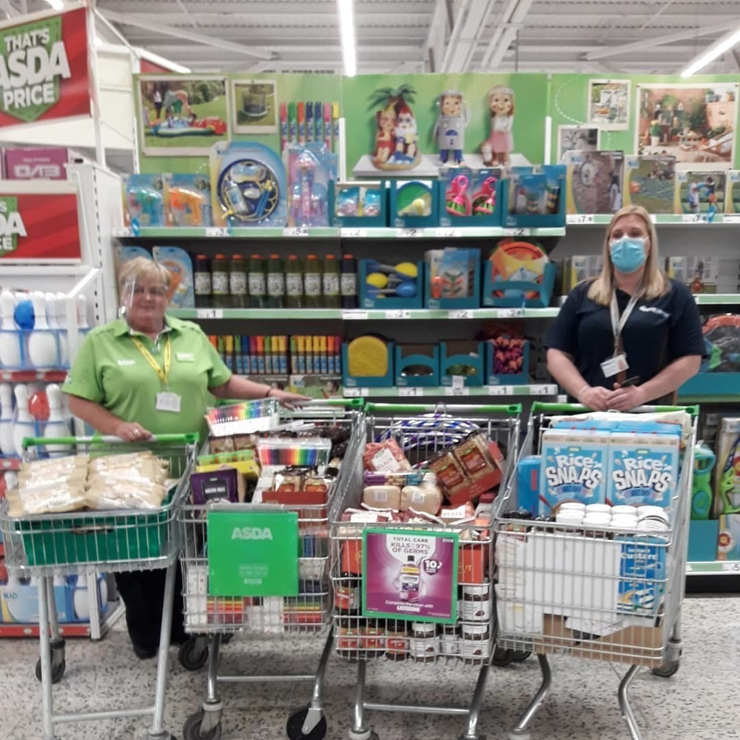Supporting Communities grant  | Asda Gosforth