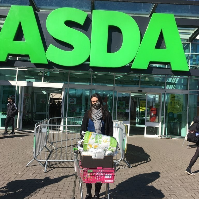 Grant for miscarriage support group | Asda Dyce
