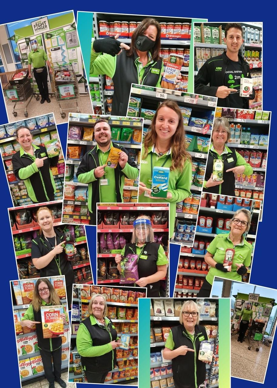 Foodbank support | Asda Plymouth