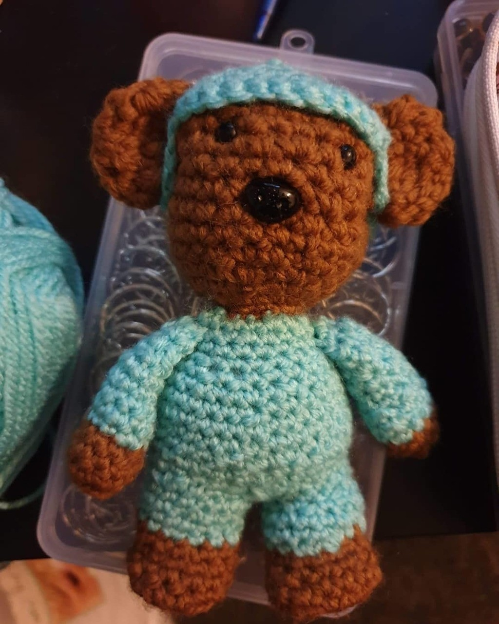Suzie turns crafty to support NHS   Asda Kingswood
