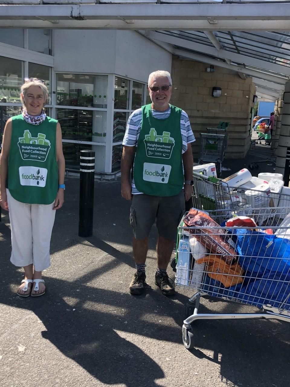 SupportingCroydon Foodbank | Asda Wallington