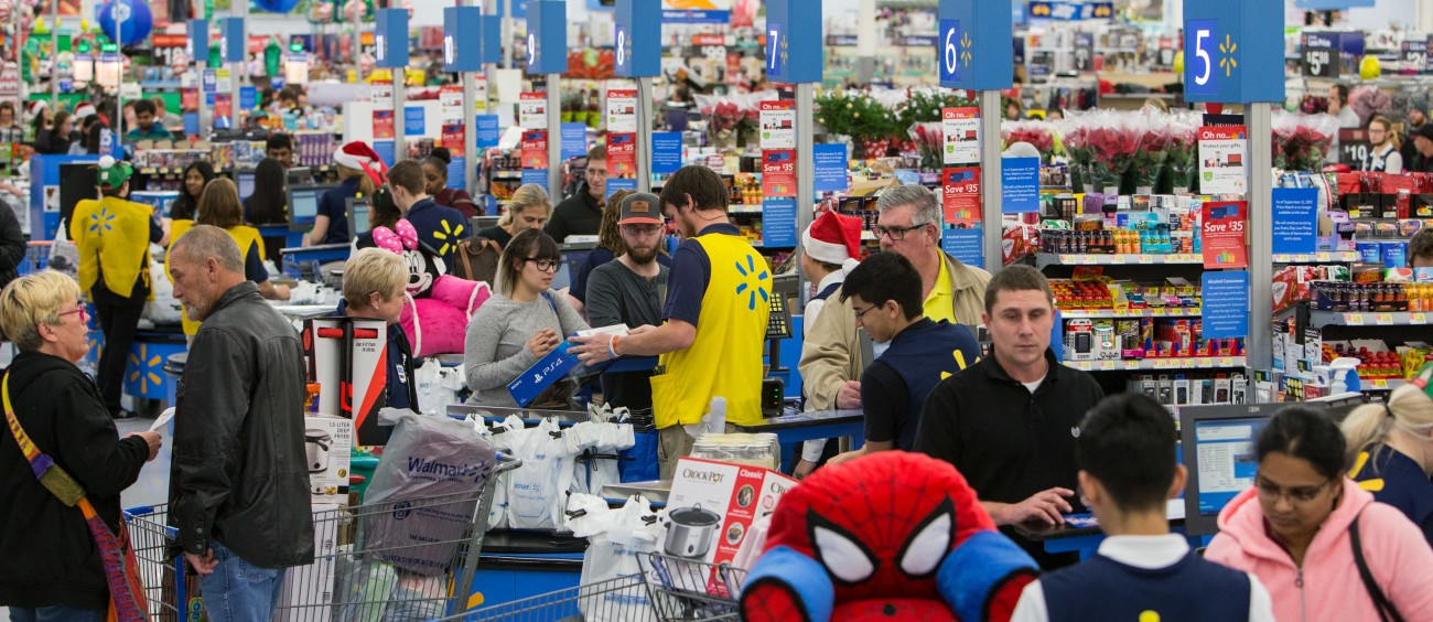 Walmart Unveils Plans For Best Black Friday Yet