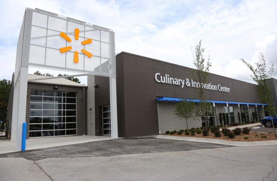 Culinary & Innovation Center exterior