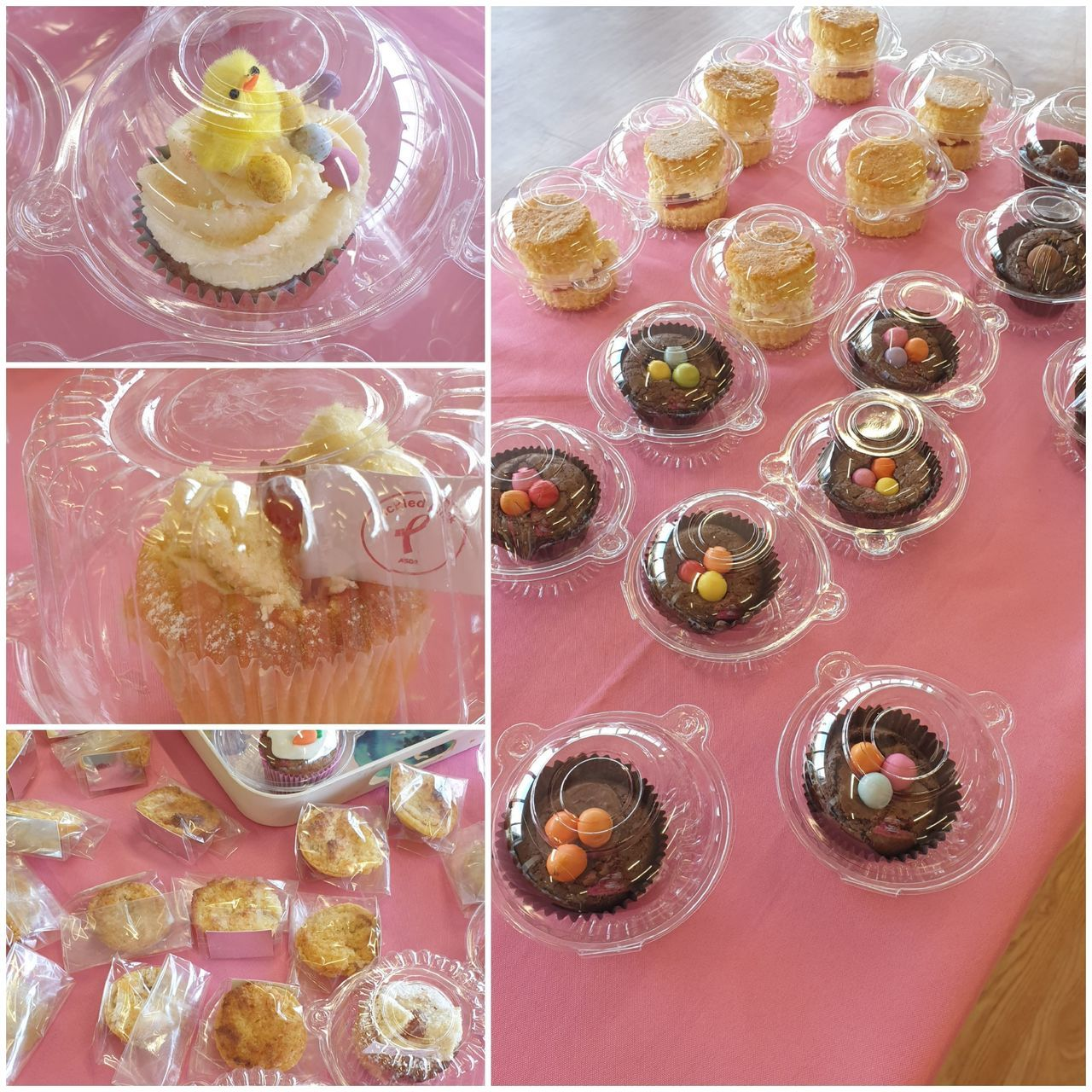 Tickled Pink cake sale | Asda Sutton in Ashfield