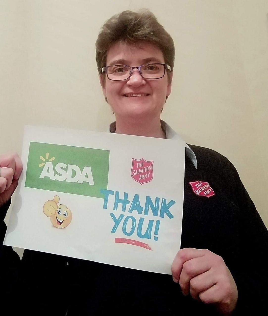 Thank you Asda | Asda Gosforth