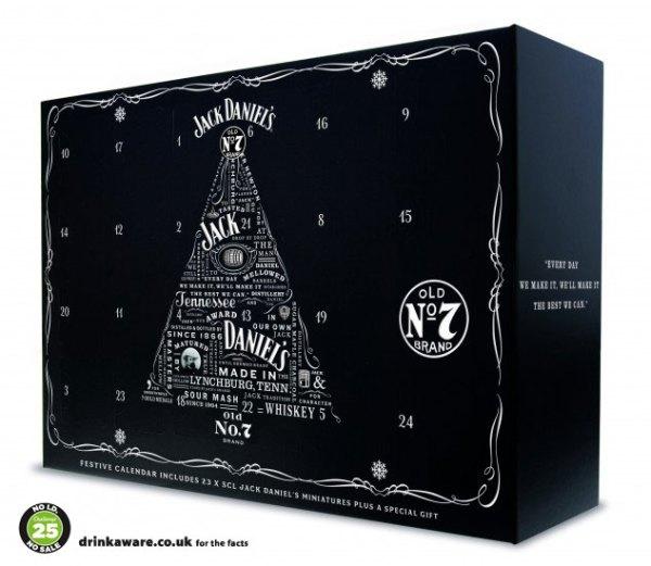 Jack Daniel's Advent Calendar