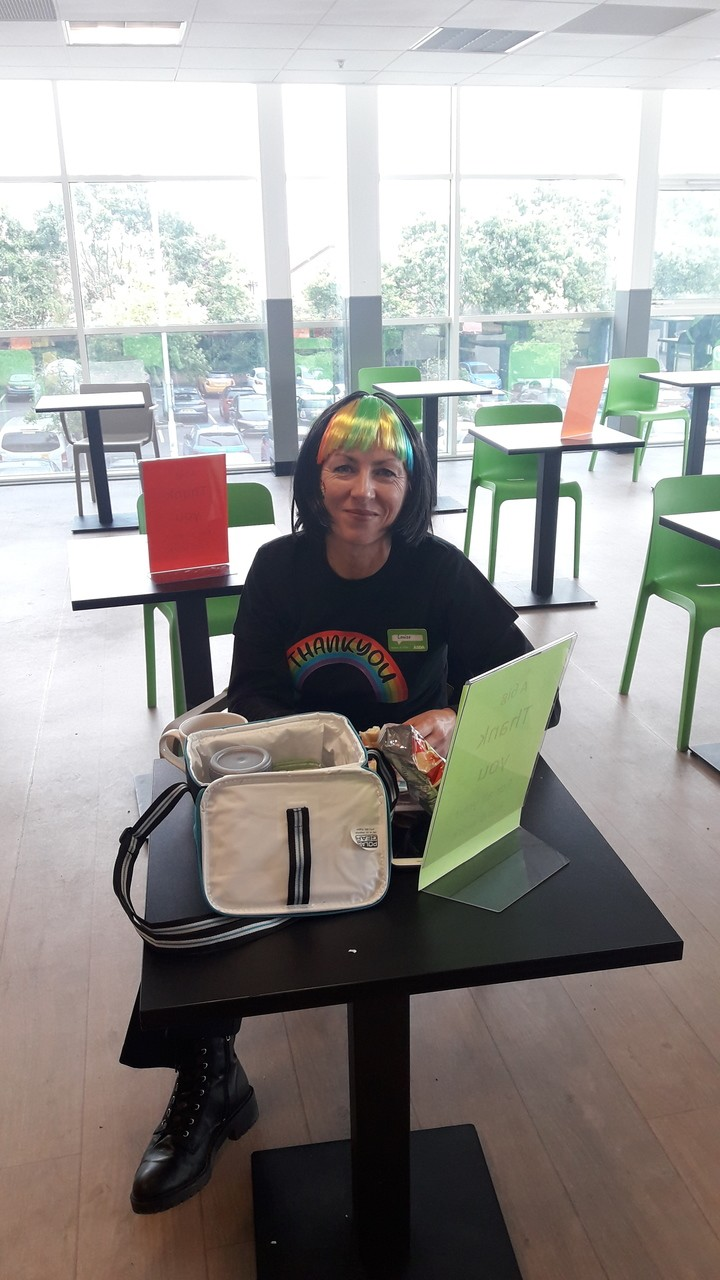 Longwell Greensuperheroes! | Asda Longwell Green