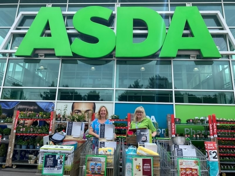 Supporting Communities Grant | Asda Eastleigh
