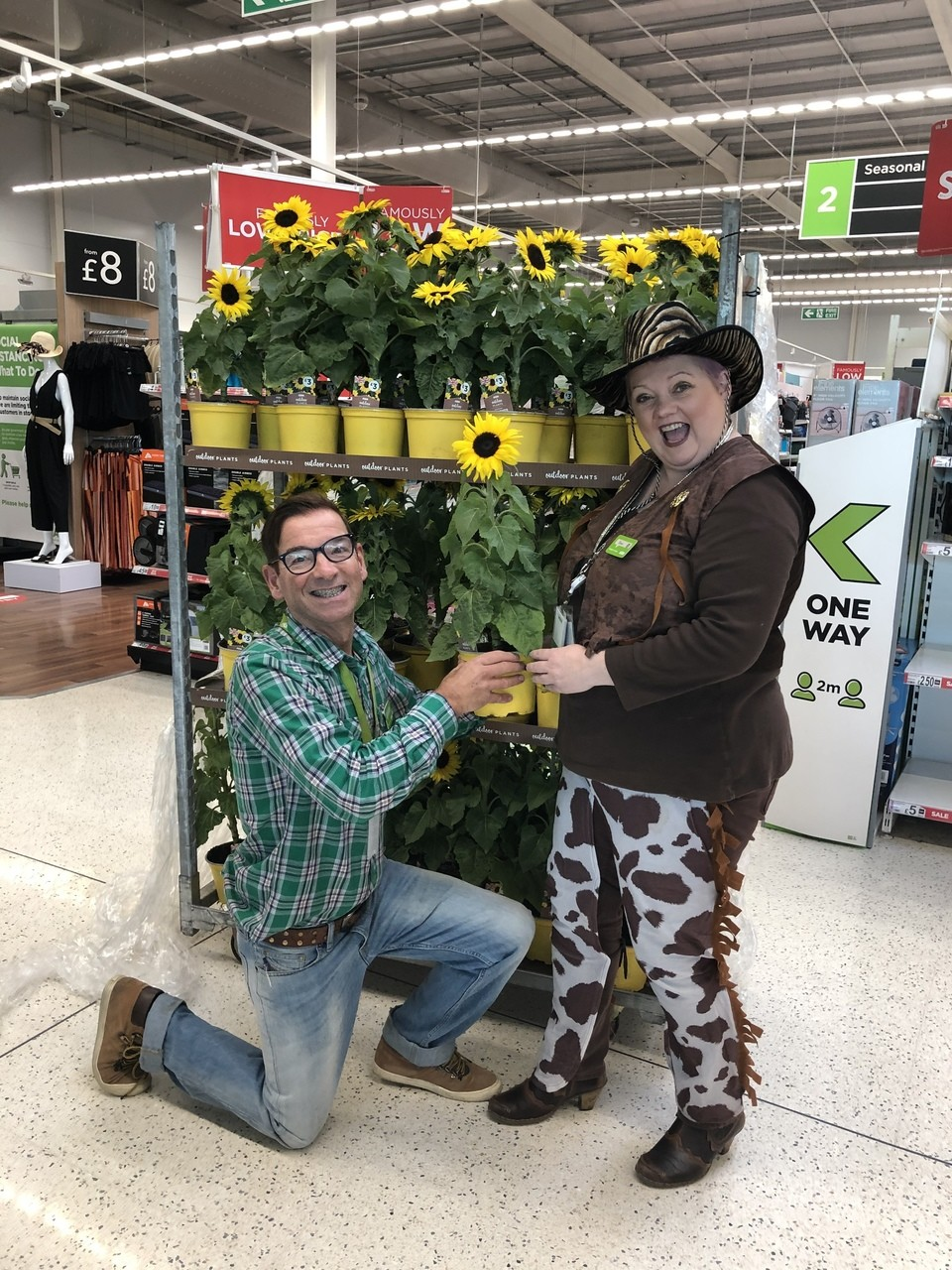 Wild West dress up day!  | Asda Portadown