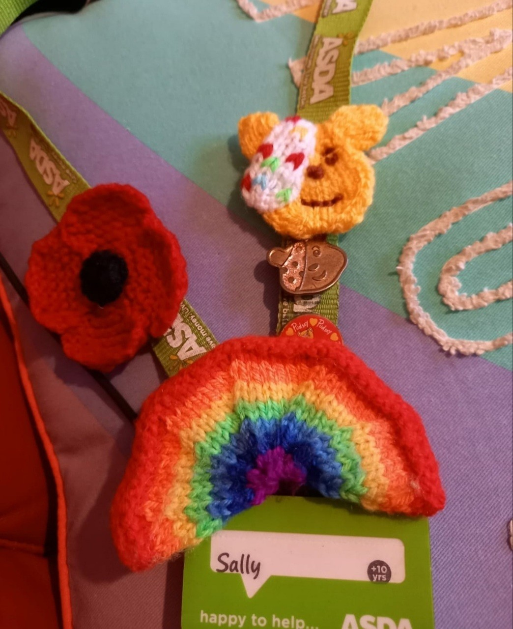 PJ day for BBC Children in Need | Asda Sutton in Ashfield