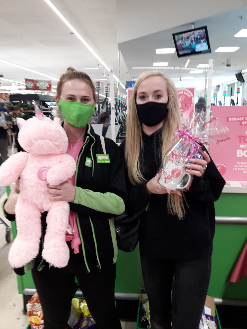 Tickled Pink bingo  | Asda Sutton in Ashfield