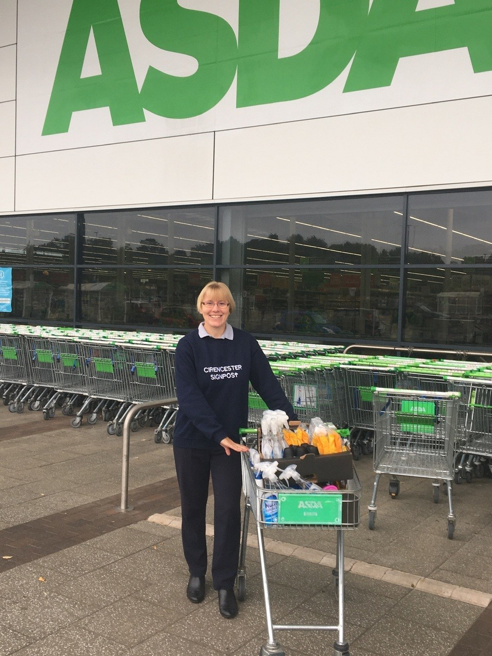 Supporting our local community  | Asda Swindon Haydon