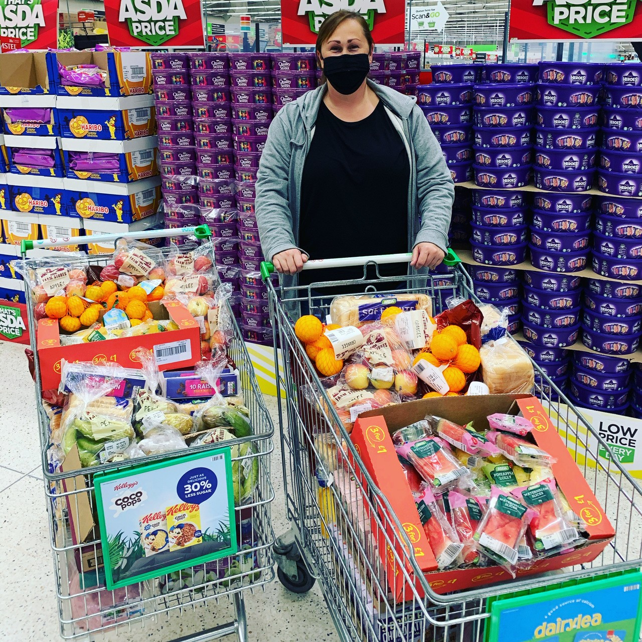 Fight Hunger support | Asda Havant